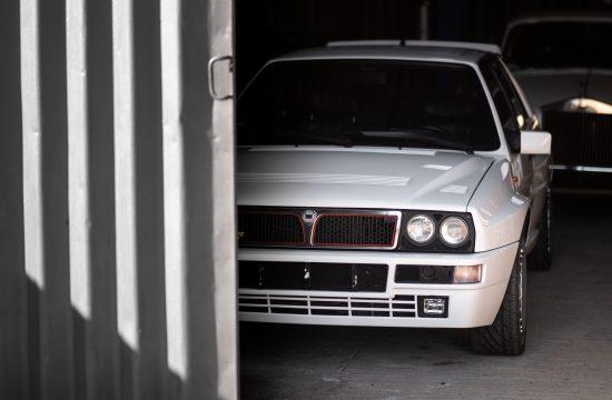 Lancia Delta, youngtimer