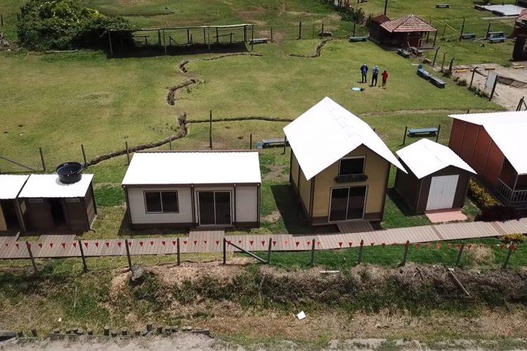 Kolumbija kuće