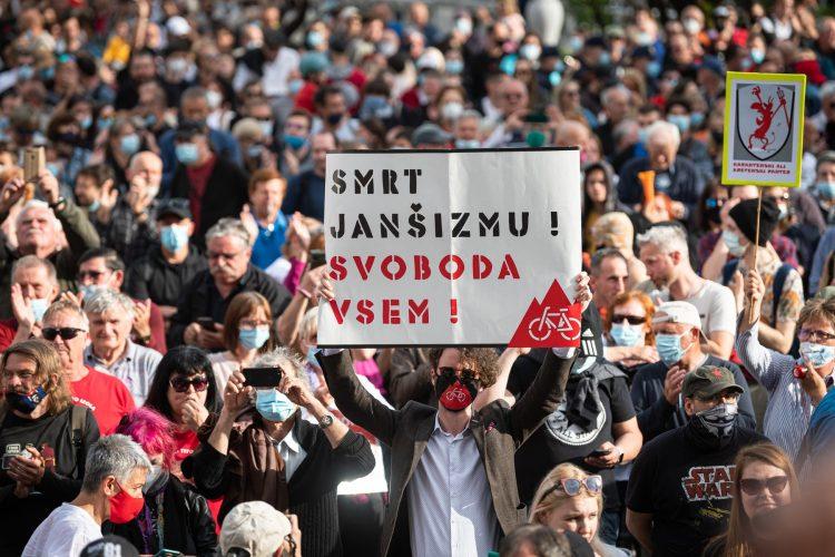 Ljubljana protest