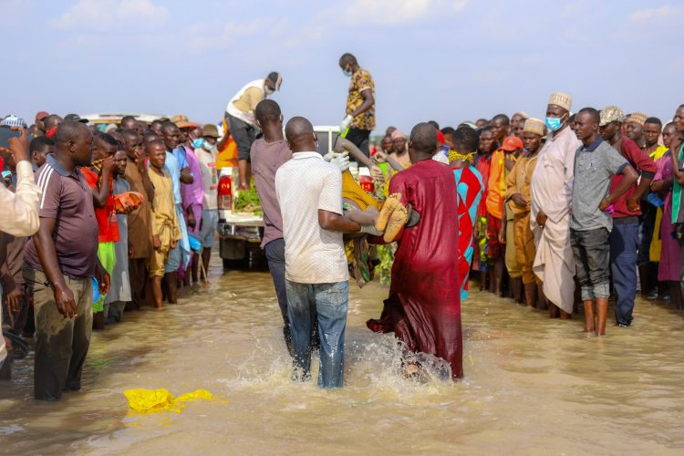 Nigerija brodolom