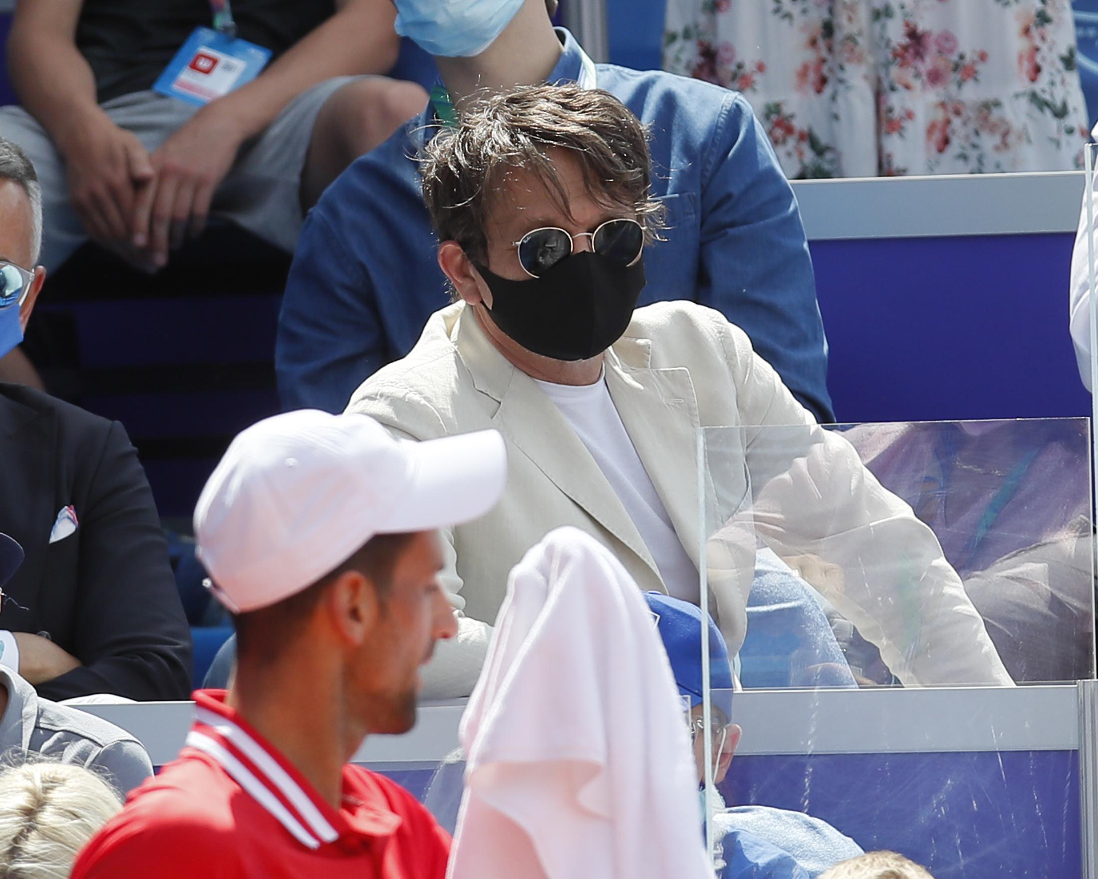 Dragan Bjelogrlić, Tenis, ATP Beograd