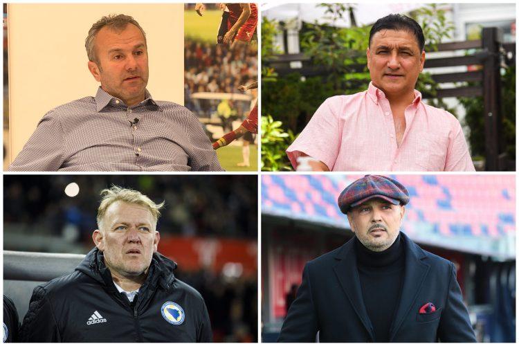 Dejan Savićević, Darko Pančev, Robert Prosinečki, Siniša Mihajlović