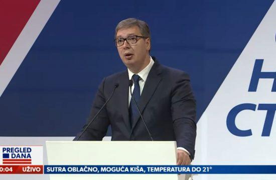 SNS se jednoglasno ujedinio sa Šapićem, prilog, emisija Pregled dana