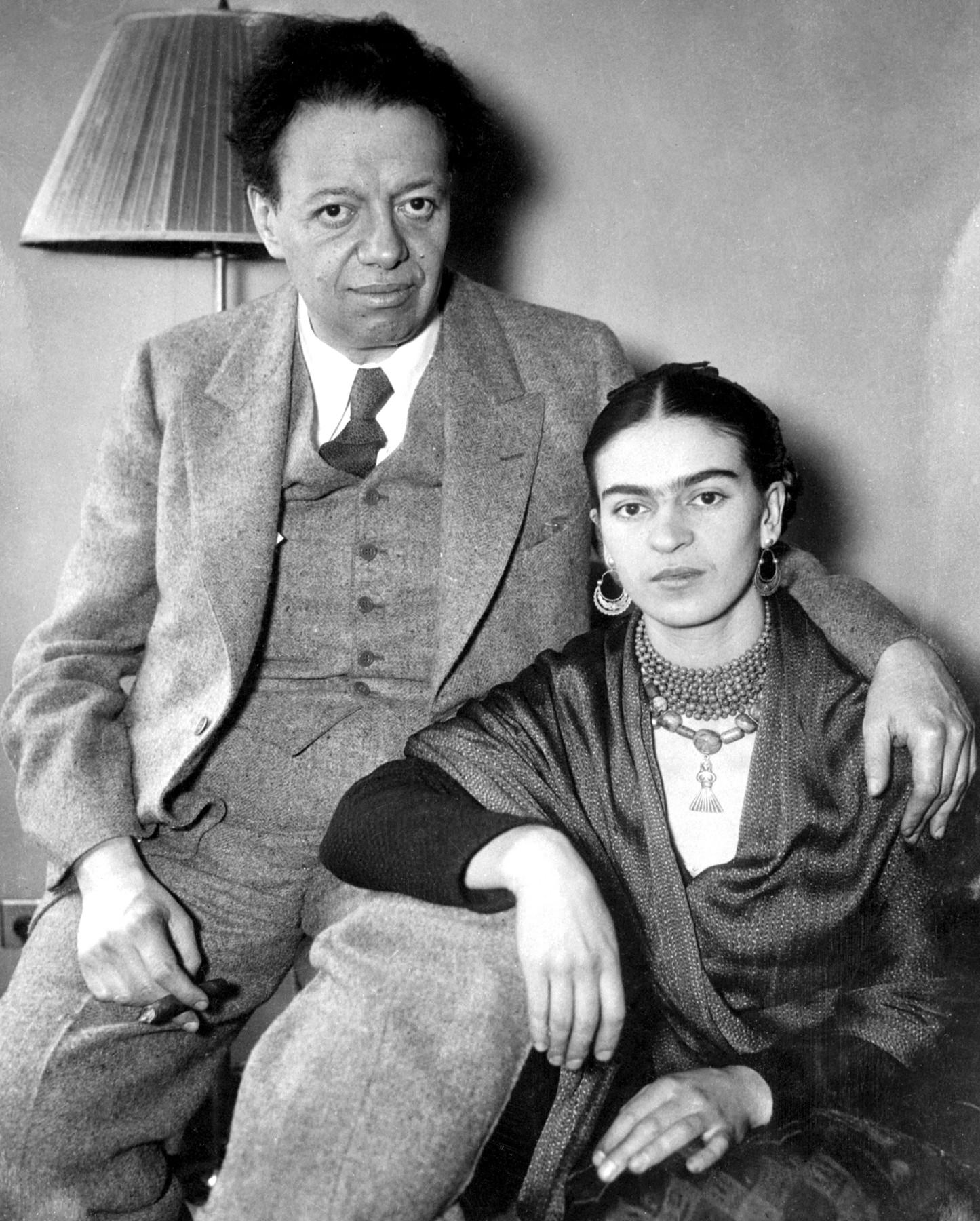 Dijego Rivera i Frida Kalo