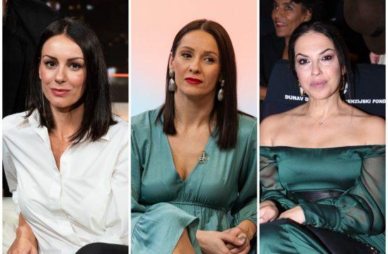 Sloboda Mićalović, Ana Franić, Nataša Ninković