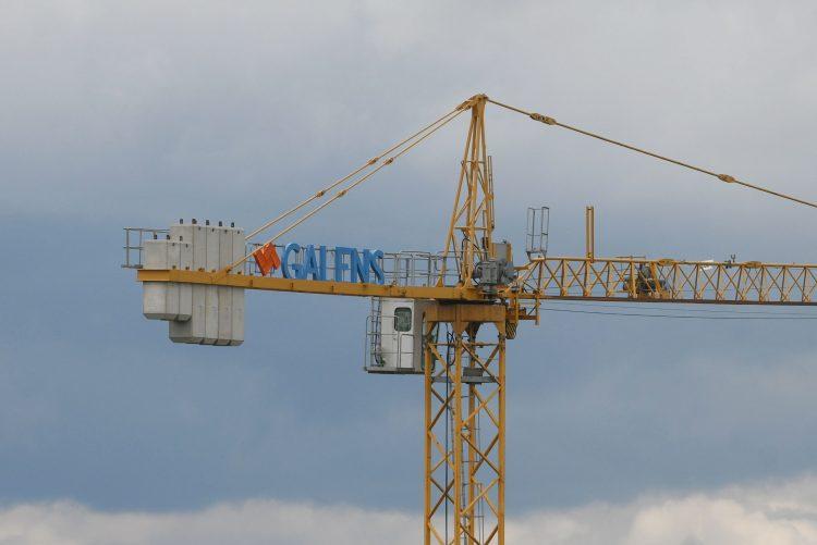 Galens, gradilište, Zvezdara, građevina, gradjevina