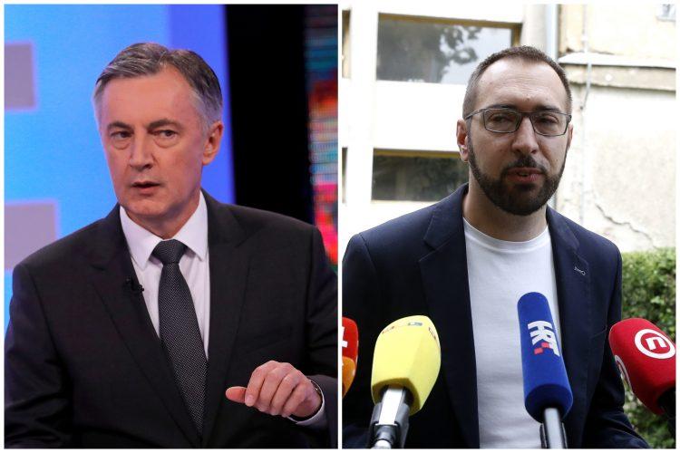 Miroslav Škoro, Tomisalv Tomašević