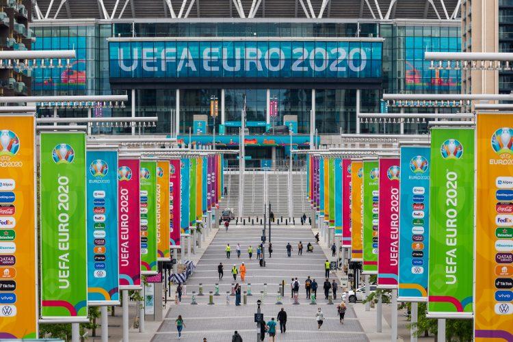 Evropsko prvenstvo, stadion Vembli