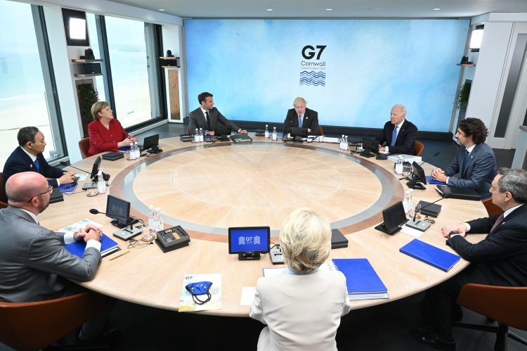 G7 lideri