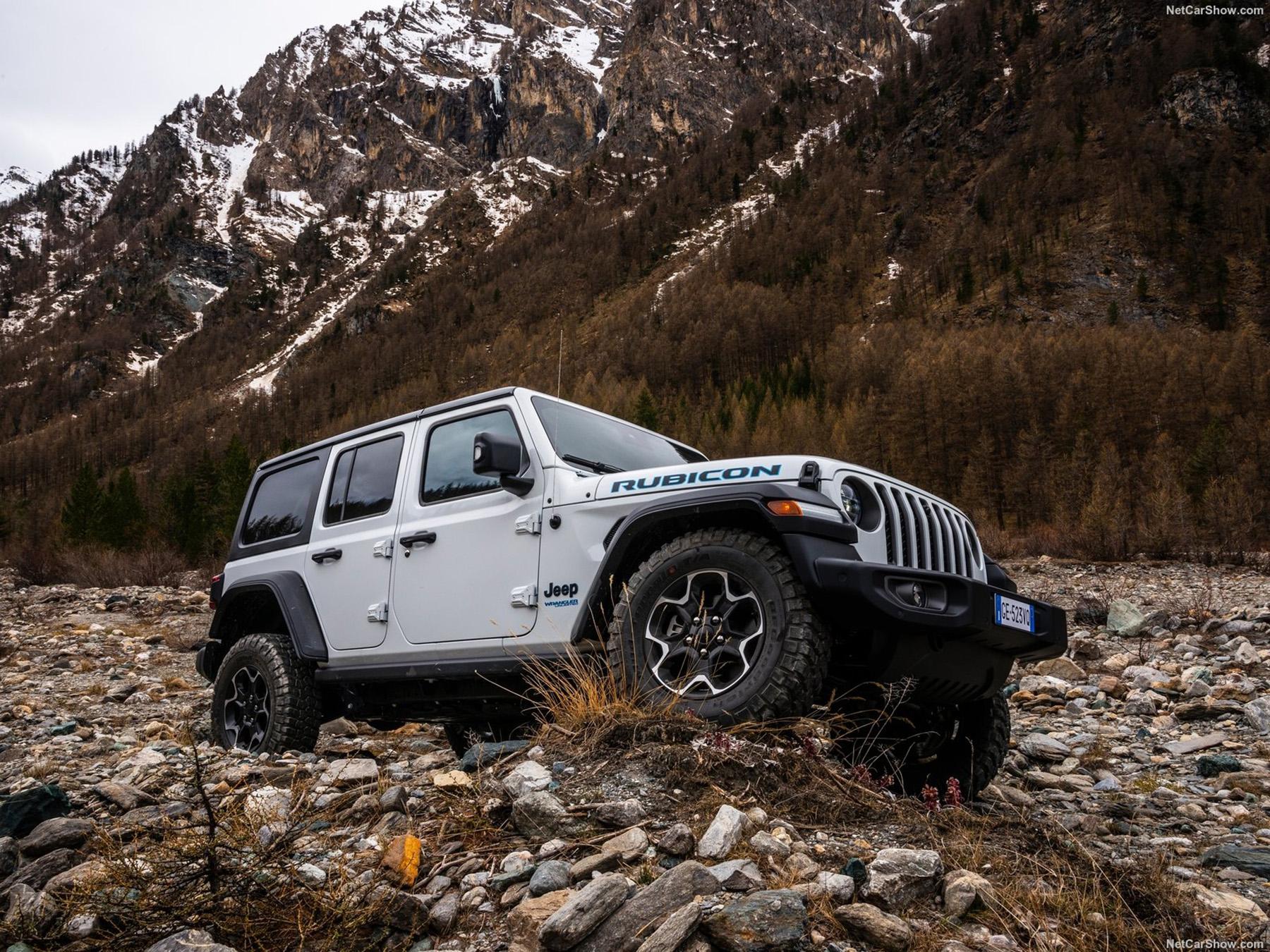 Jeep, Wrangler, 4xe