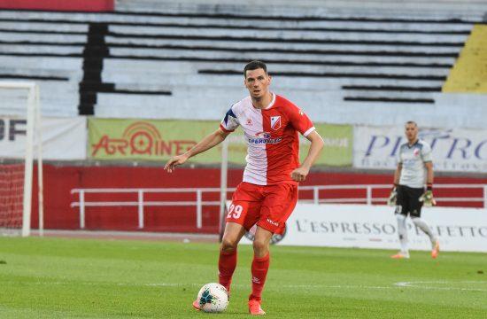 Slavko Bralić FK Vojvodina