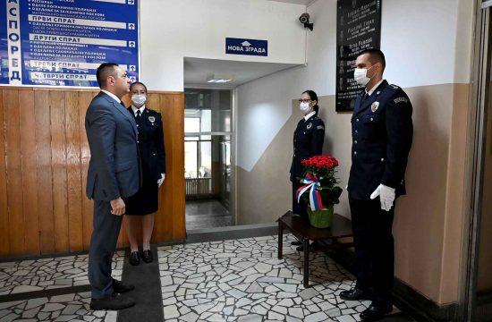 Aleksandar Vulin Pancevo policija