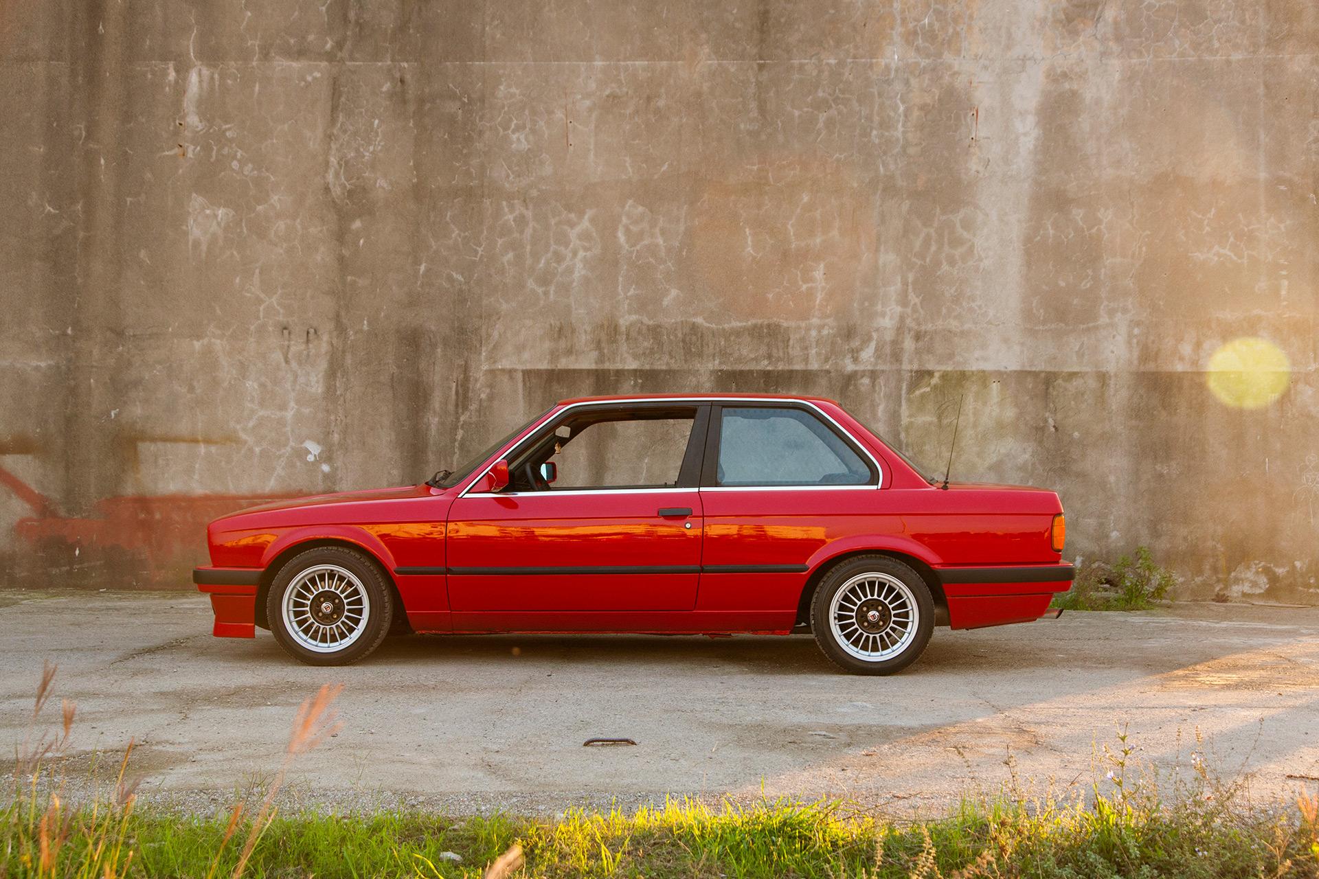 BMW, oldtimer, E30