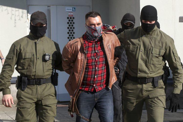 Beloruski aktivista Stepan Latipov