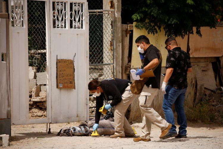 Meksiko, narko mafija