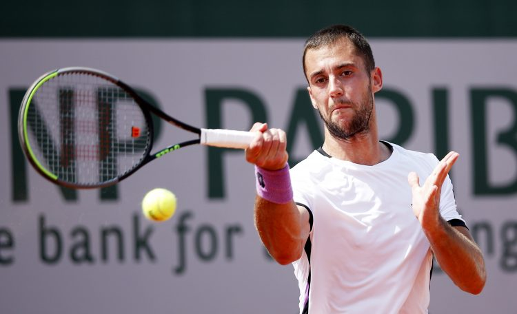 Laslo Đere Roland Garros