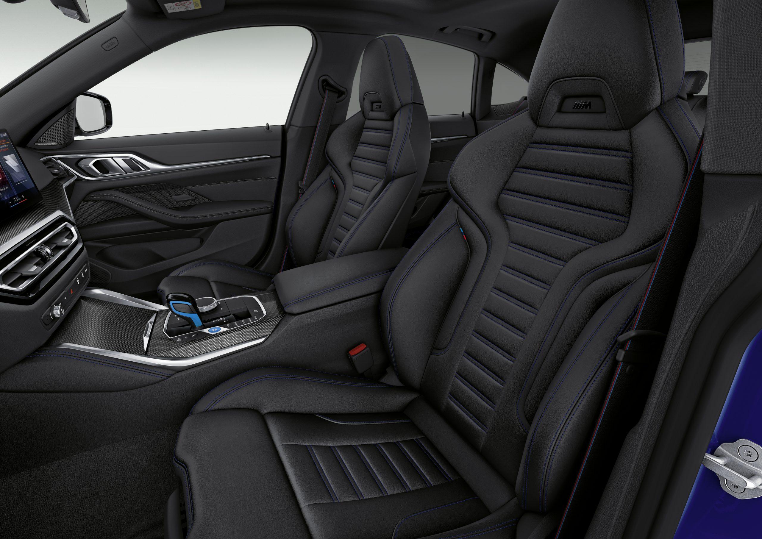 BMW i4, M50