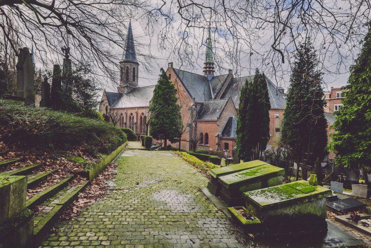 Groblje Gent Belgija
