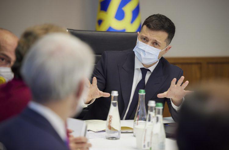 Američki senatori, Zelenski, ukrajina