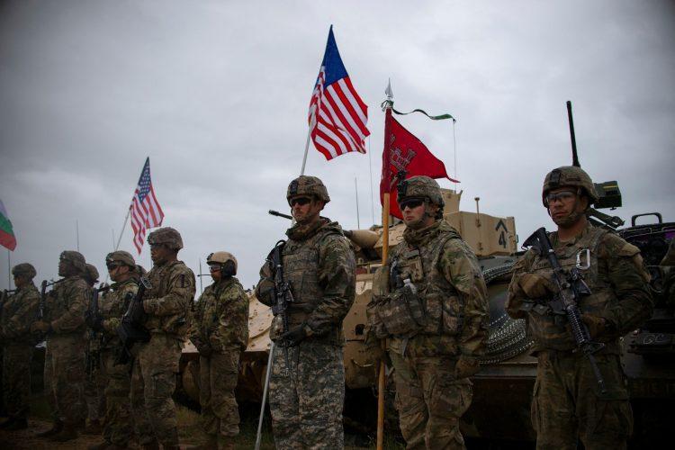 Američki vojnici Bugarska