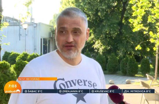 Čedomir Jovanović incident