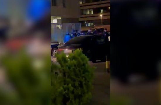 Čedomir jovanovi' incident