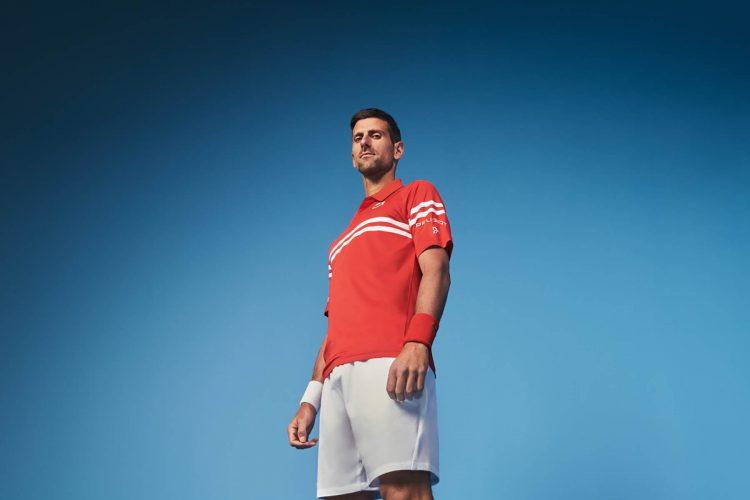 Novak Djokovic Peugeot