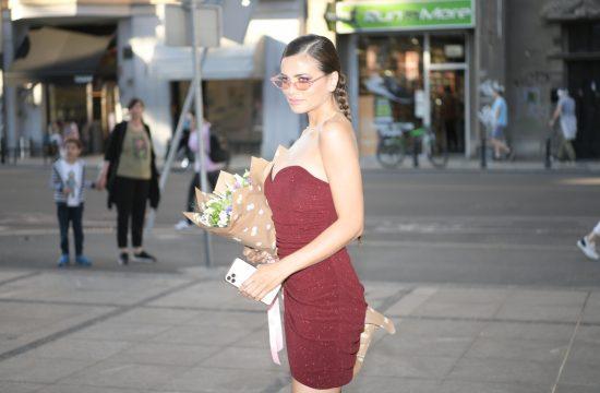 Milica Pavlović, butik Sofije Milošević