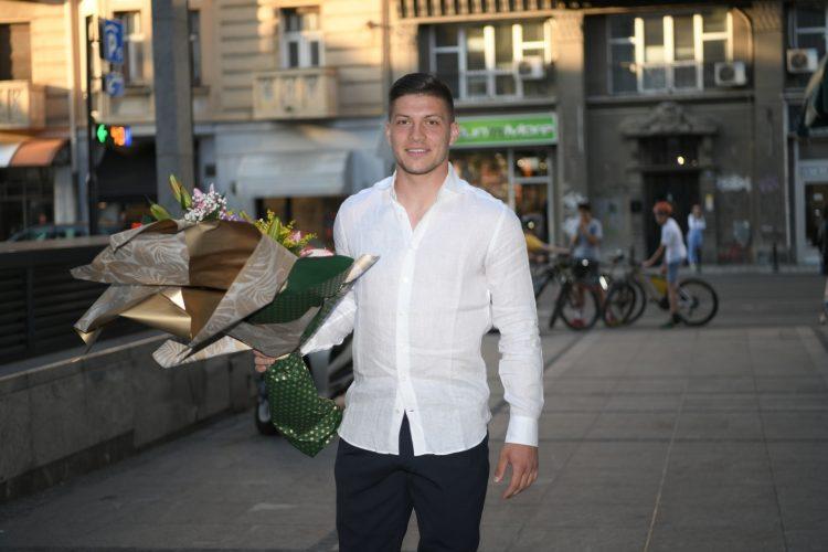 Luka Jović, butik Sofije Milošević