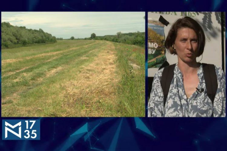 Ana Džakić, Bara Reva, emisija Među nama, Medju nama
