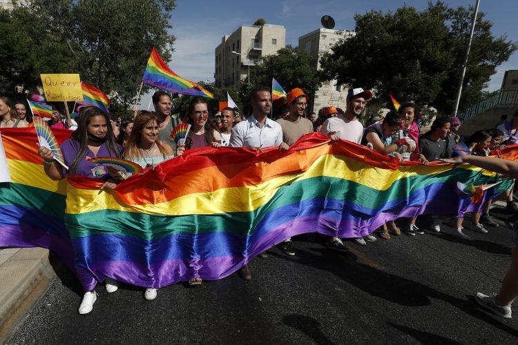 Jerusalim, parada ponosa, gej parada