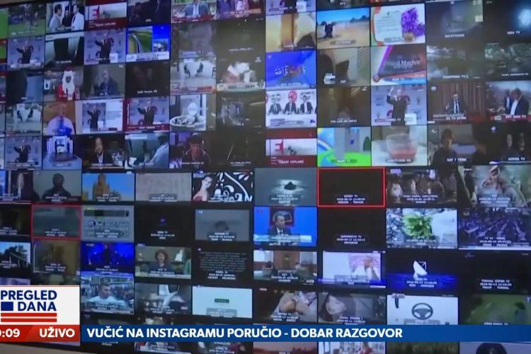 Mediji region, Napadi vlasti na medije, zajednička tačka zemalja regiona, emisija Pregled dana