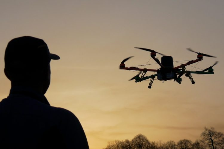 dronovi letelice