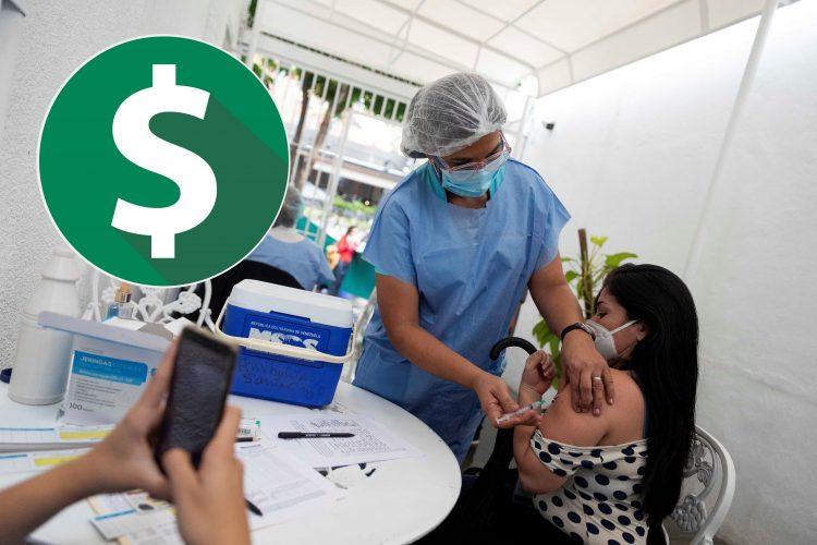 Vakcinacija, dolar