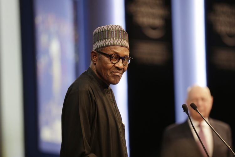 Muhamadu Buhari Nigerija