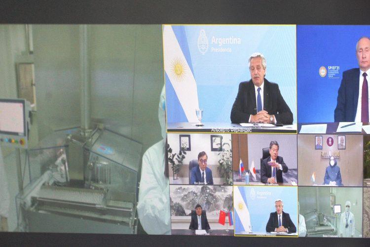 ALBERTO FERNANDES, VLADIMIR PUTIN, torlak, vakcina, sputnik v