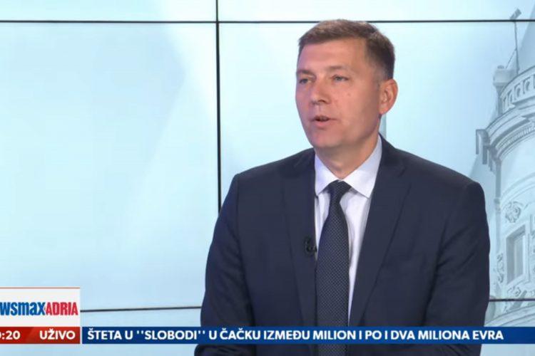 Nebojša Zelenović, gost, emisija Pregled dana