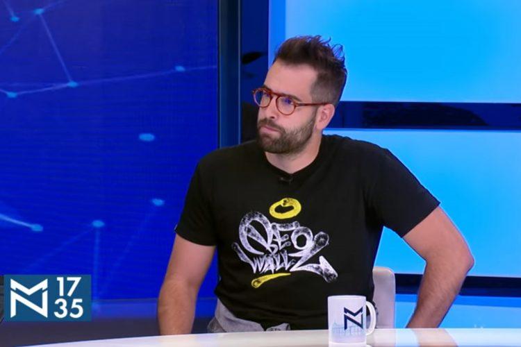 Andrej Josifovski, Pijanista, emisija Među nama, Medju nama