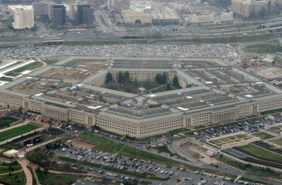 Vašington, Pentagon