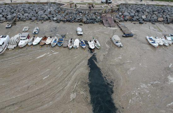 Turska Mramorno more zagadjenje