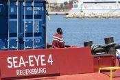 Brod SI Aj 4 za spasavanje izbeglica