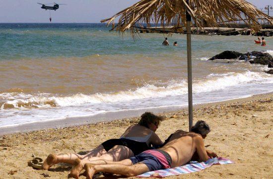 grčka; plaža; letovanje; mora