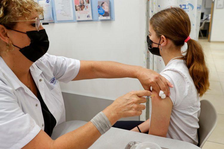 Vakcinacija dece Izrael
