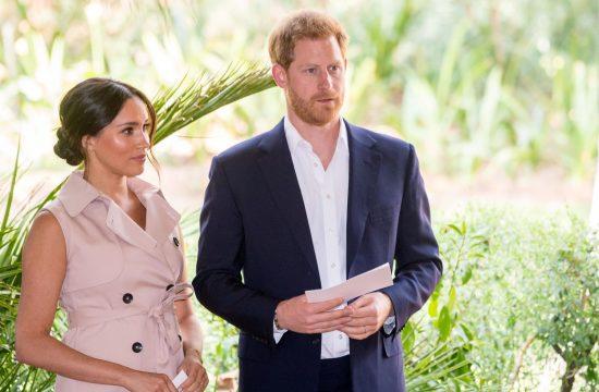 Megan i princ Hari