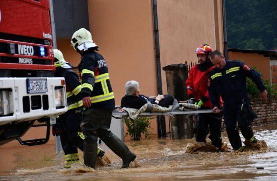 Hrvatska poplava