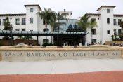 Santa Barbara bolnica u kojoj se porodila Megan Markl