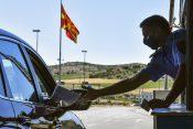 Severna Makedonija granicni prelaz Bogorodica