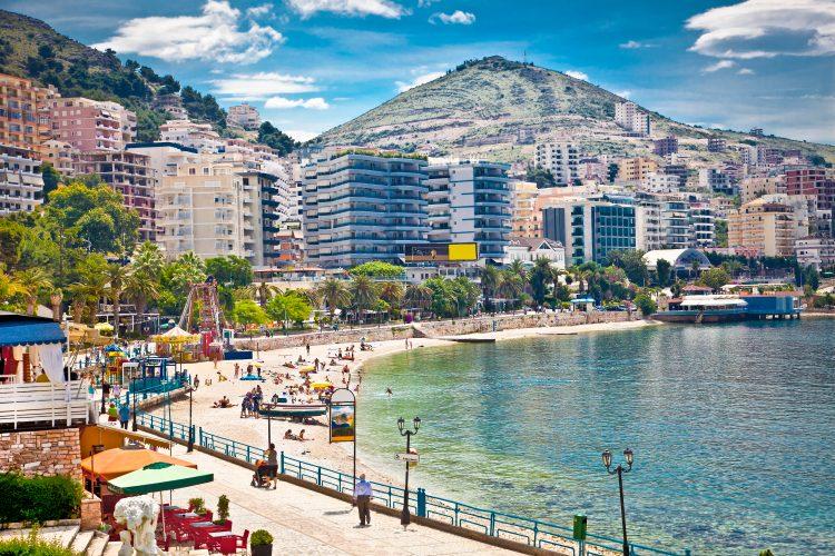 Albanija plaza turizam putovanje