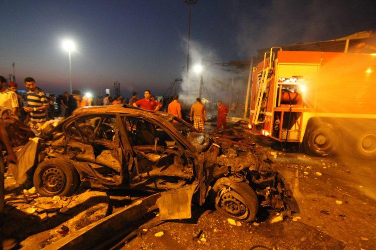 Libija eksplozija