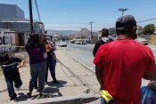 Policija u Tihuani na mestu gde je bačena ljudska glava
